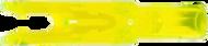 Victory Accunock S .245 Green/Yellow Nock - 1 Dozen