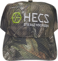 HECS Hat Mossy Oak Country Camo One Size Fits All