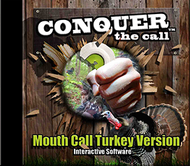Conquer The Call Turkey Mouth Call Interactive Software Turkey Call