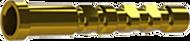Gold Tip Brass Insert .246 100gr - 1 Dozen