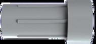 Gold Tip Bolt Nock Flat .300 25gr Aluminum - 1 Dozen