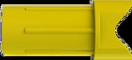 Gold Tip Bolt Nock Moon .300 17gr Yellow - 1 Dozen
