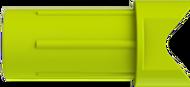 Gold Tip Bolt Nock Moon .300 17gr Flo Green - 1 Dozen