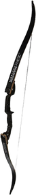 "2015 Martin Jag Elite Takedown 60"" Black Right Hand 55# Recurve Bow"