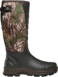 "La Crosse 4X Alpha 16"" Boots Realtree Xtra Green Size 10 - 1 Pair"