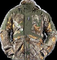 Rivers West Artemis Waterproof Fleece Jacket Realtree Xtra Camo M
