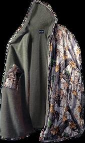 Rivers West Hunting Cape Waterproof Fleece Lined Widow Maker Shadow Camo