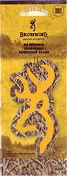 Signature Buckmark Vanilla Air Freshner - 3 Pack