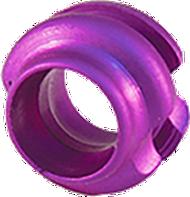 "Extreme 1/8"" Silhouette Purple Peep"