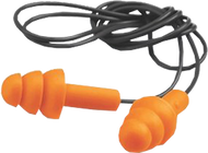GSM Walkers Foam Corded Ear Plugs - 2 Pack