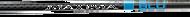 Eastman Maxima Blu RZ 150 Arrow Raw Shaft Nock Installed/Insert Loose - 1 Dozen