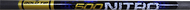 "Gold Tip Nitro 20"" Raw Bolts w/Moon Nock Loose/Inserts Installed - 1 Dozen Crossbow Bolts"