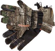 Womens Tracker Waterproof Gloves Realtree Xtra Camo Large - 1 Pair