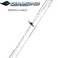 "Diamond Infinite Edge String 56 5/16"" Cable 33 5/32"" - KIT"