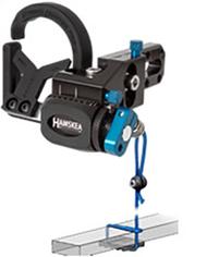 Hamskea Hybrid Hunter Pro Rest LH Blue
