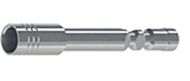 Gold Tip Insert 204 Stainless Steel 78gr - 1 Dozen Inserts