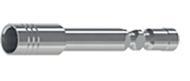 Gold Tip Insert 204 Stainless Steel 80gr - 1 Dozen Inserts