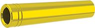 Gold Tip Ballistic Collar .166 250 25gr - 1 Dozen Nocks