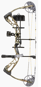 "Diamond 2016 Edge SB-1 Bow Package Breakup Country Camo Left Hand Compound Bow 15-30"" 7-70#"