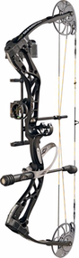 "Diamond 2016 Edge SB-1 Bow Package Black Right Hand Compound Bow 15-30"" 7-70#"