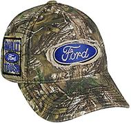 Outdoor Cap Realtree Xtra Camo Ford Logo Baseball Hat