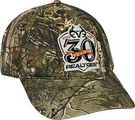 "Outdoor Cap Realtree Camo ""30"" Year Anniversary Baseball Hat"