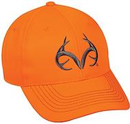 Outdoor Cap Realtree Blaze Camo Antlers Logo Baseball Hat