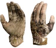 Kryptek Krypton Gloves Highlander Camo Large - 1 Pair Men's Gloves