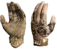 Kryptek Krypton Gloves Highlander Camo XLarge - 1 Pair Men's Gloves