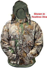 Rivers West Ambush Men's Jacket Mossy Oak Country Camo Large