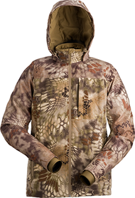 Kryptek Vellus Men's Jacket Highlander Camo Large