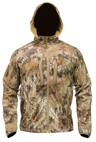 Kryptek Dalibor II Men's Jacket Highlander Camo Medium