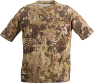 Kryptek Stalker Men's Short Sleeve T-Shirt Highlander Camo 3XLarge