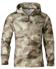 Browning Hells Caynon Speed Trailhead Men's Hoodie Sweatshirt A Tacs AU Camo Large