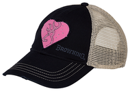 "Browning ""For Her"" Heartbreaker Women's Cap Navy/Pink"