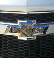 Stoltz Auto Emblem Kit Realtree Xtra Camo