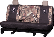 SPG Browning Full Size Bench Seat Cover MO Infininty Camo w/Pink Trim