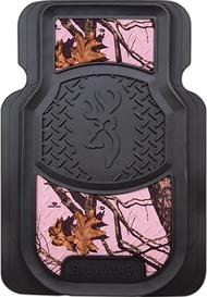 SPG Browning Floor Mat Pink Camo w/Black - 1 Pair