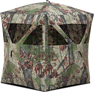 Barronett Radar Blind Blood Trail Backwoods Camo