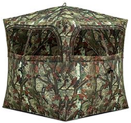 Barronett Grounder 250 Blind Blood Trail Woodlands Camo