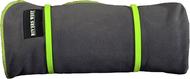 Rivers West Waterproof/Windproof Outdoor Blanket Charcoal w/Green Accent