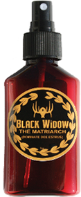 "Black Widow ""The Matriarch"" Northern Doe Estrus 3oz"