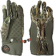 Manzella Bow Ranger Touch Tip Glove Realtree Xtra Camo Large - 1 Pair Gloves