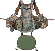 Hunters Specialties Undertaker Turkey Vest Realtree Xtra Camo