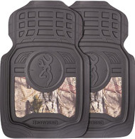 Browning Floor Mat Breakup Country with Buckmark - 1 Pair
