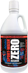 Atsko Zero Sport Wash Detergent 64oz Bottle