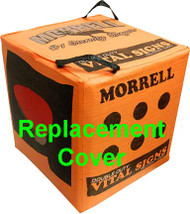 Morrell Replacement Cover For Vital Signs Target