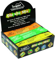 Texsport Glo Lite Stix - Assorted Colors