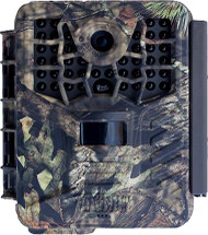 Covert Black Maverick 12mp Black Flash Breakup Country Game Camera