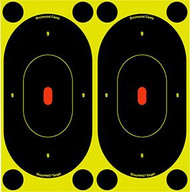 Birchwood Casey Shoot NC 7 Inch Silhouette Target - 10 Pieces
